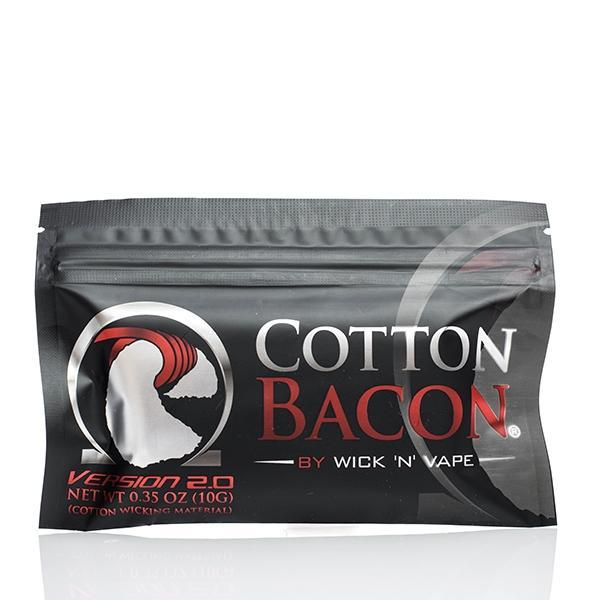 Cotton Bacon V2 - Wick 'N' Vape - CLOUD REVOLUTION