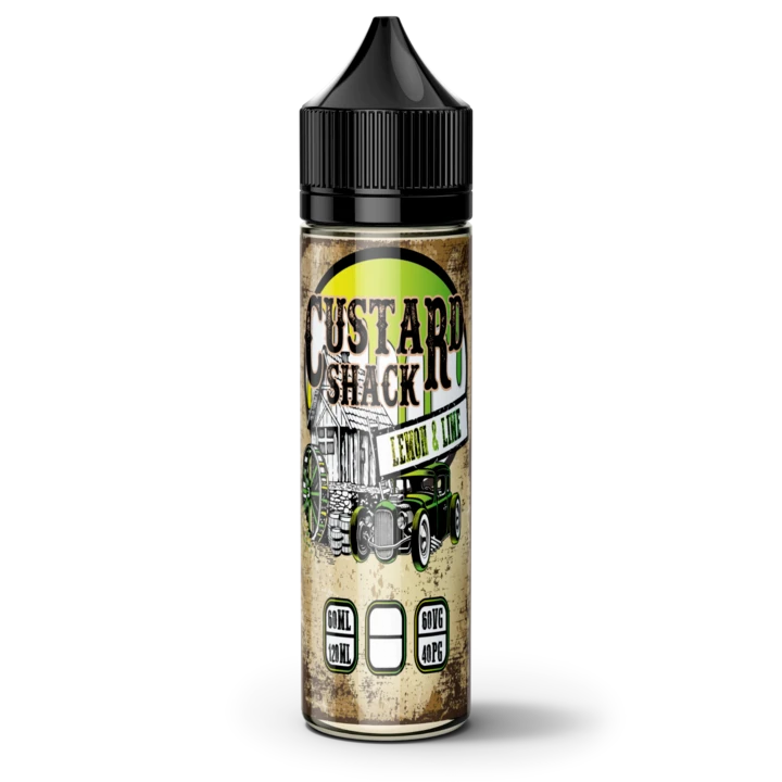 Custard Shack -  Lemon Lime - CLOUD REVOLUTION