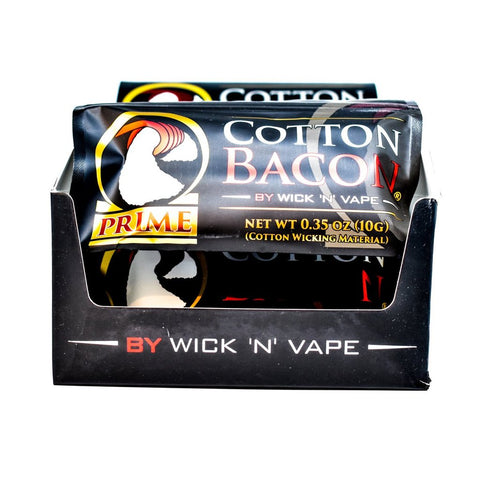 Cotton Bacon Prime- Wick N Vape