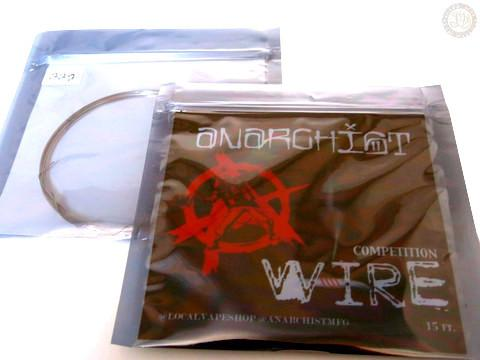 Anarchist Nichrome 80 Wire (AN80) - CLOUD REVOLUTION