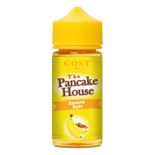 The Pancake House - Banana Nuts - CLOUD REVOLUTION