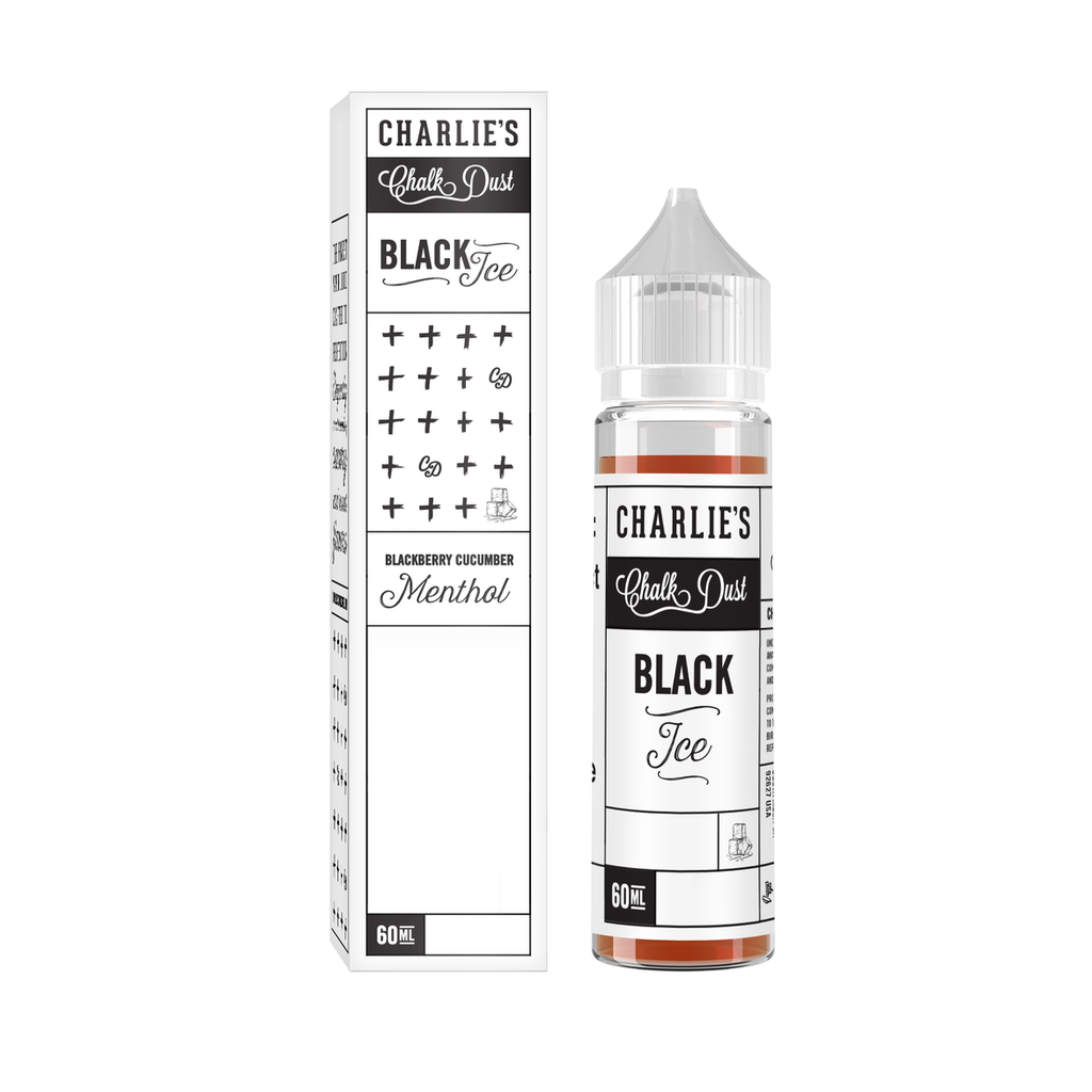 Charlie's Chalk Dust - Black Ice - CLOUD REVOLUTION