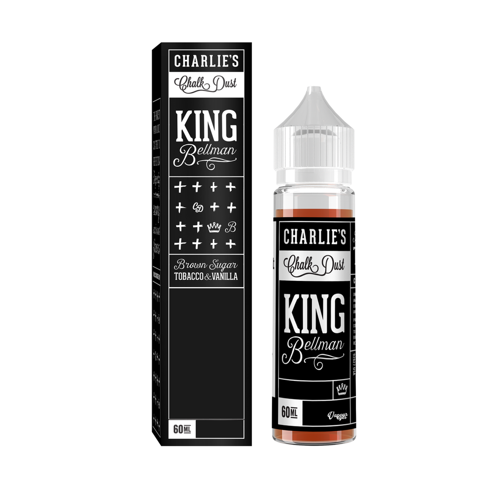 Charlie's Chalk Dust - King Bellman - CLOUD REVOLUTION