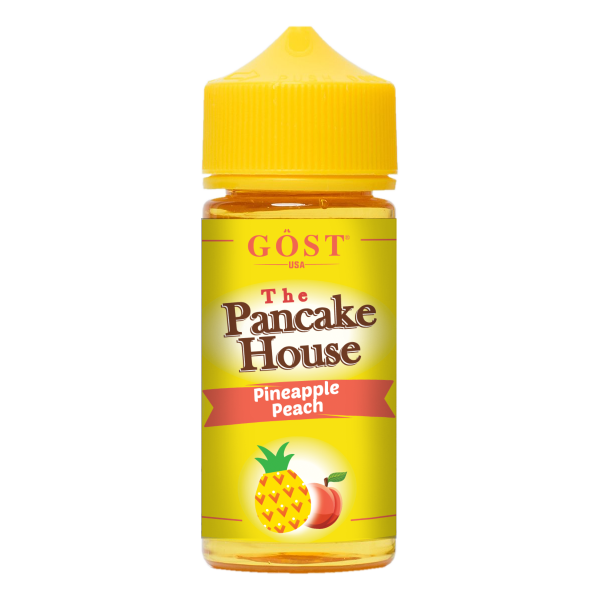 The Pancake House - Pineapple Peach - CLOUD REVOLUTION