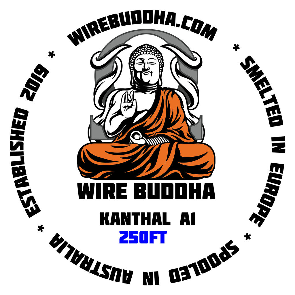 Wire Buddha Kanthal A1 - 250FT - CLOUD REVOLUTION