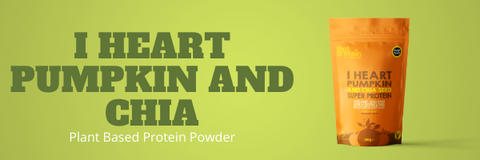 that protein - I heart pumpkin and Chia Seed Protein