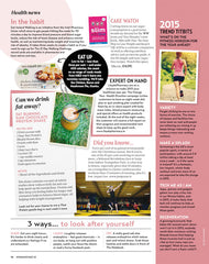 Woman's Weekly. that protein in the health news!