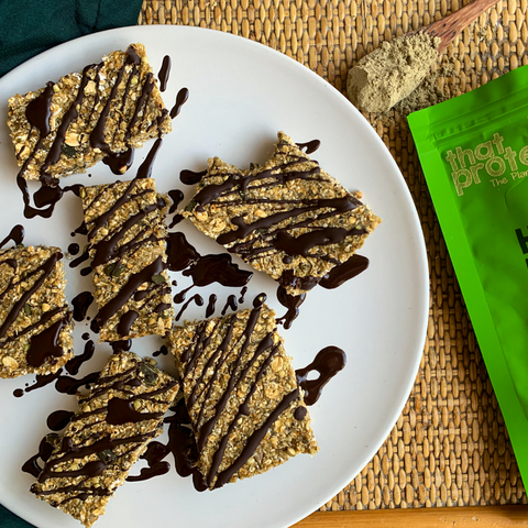 that protein hemp and coconut granola bars