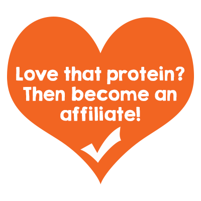 Join our vegan protein affiliate program