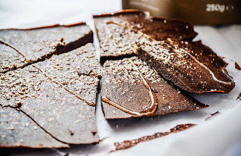 Coffee Mocha Chocolate Bark