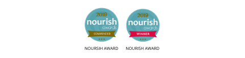 that protein nourish awards for nutty nutty badges