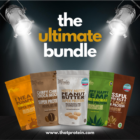 that protein ultimate bundle