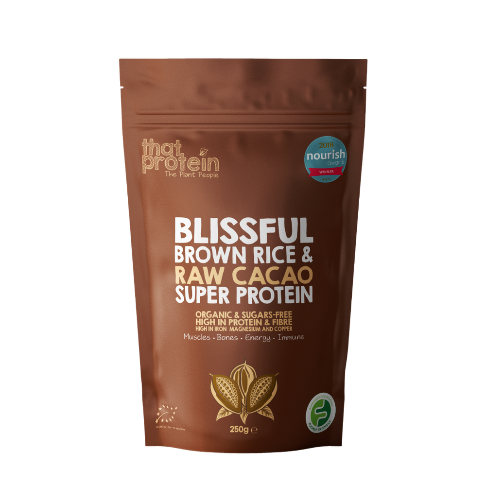 Blissful Raw Cacao Organic Super Protein