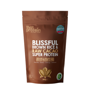 Load image into Gallery viewer, Blissful Raw Cacao Organic Super Protein