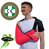 ADULT RASP Arm Sling, NECK PAIN PREVENTION DESIGN by 4DflexiSPORT®