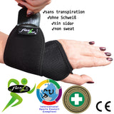 Wraparound Wrist Strengthener/Thumb Base Support for GOLFERS by 4DflexiSPORT®