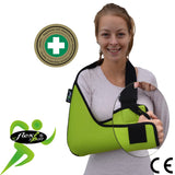 Arm Sling ADULT Polyester REGULAR Style by 4DflexiSPORT®