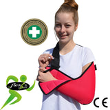 Pink Arm Sling ADULT REGULAR style by 4DflexiSPORT®