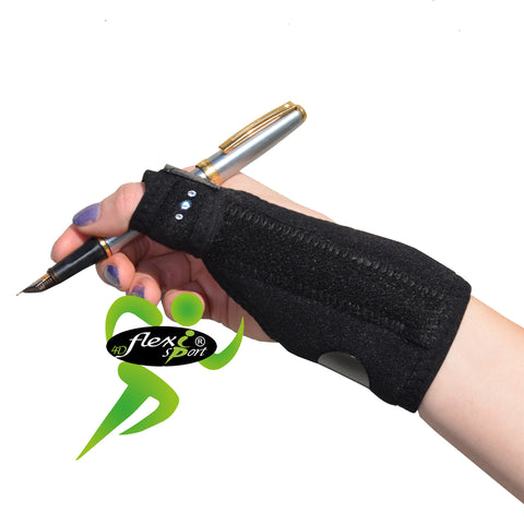 Thumb Spica Splint with Swarovski Crystals by 4Dflexisport