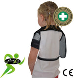Arm Sling CHILD Deluxe 'ANTI NECKACHE SPORTY' by 4DflexiSPORT®