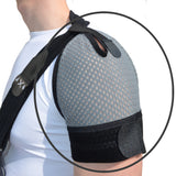 ARM SLING NECK PAIN PREVENTION ATTACHMENT by 4DflexiSPORT®