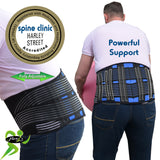 Lower Back Support Belt - MAX Strength by AngelMED