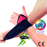 Wraparound Wrist Strengthener/Thumb Base Support (2 lengths) by 4DflexiSPORT®