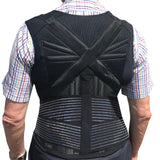 Advanced posture gilet brace by AngelMed