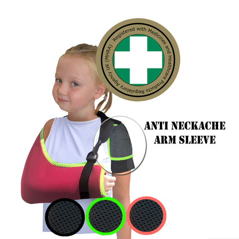 CHILD NECK PAIN PREVENTION SLING ATTACHMENT by 4DflexiSPORT®