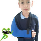 Arm Sling 'Ultra Comfort' Quilted/2Colours X-DEEP (CHILD 3-12yr) by 4DflexiSPORT®