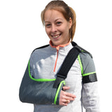 ARM SLING (ONE-SIZE) ADULT ANTI NECKACHE DESIGN by 4DflexiSPORT