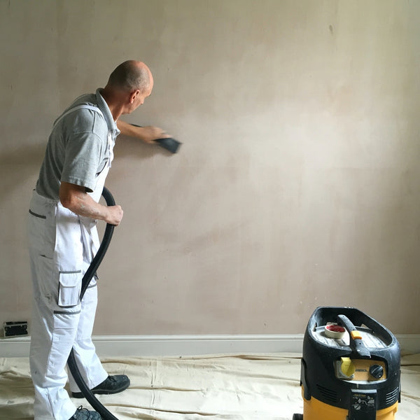 Interior Wall Prep for Linseed Paint Range