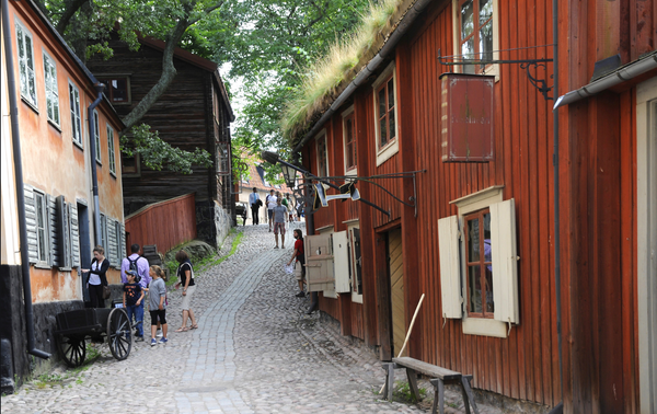 Skansen open air museum, Sweden