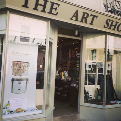 The Art Shop, Abergavenny Oricalcum distributor