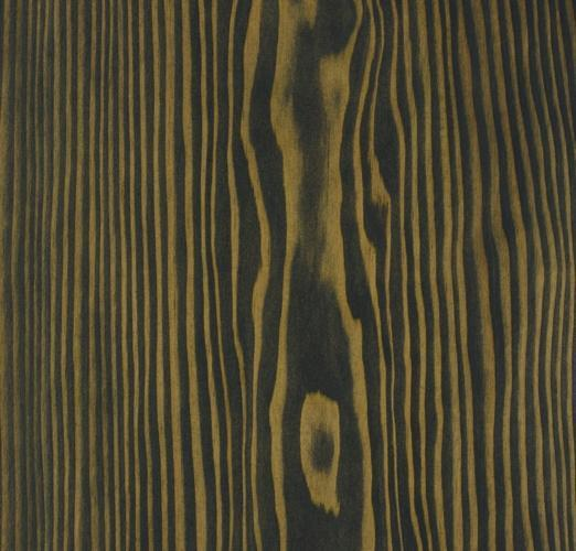 Satin Wood Oil Bright Powder Black on Douglas Fir