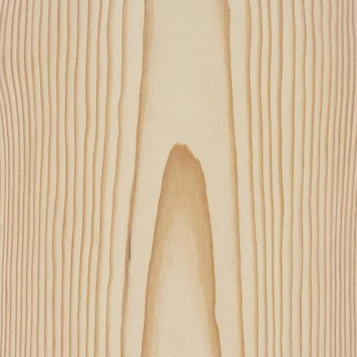Satin Wood Oil Bright White on Douglas Fir