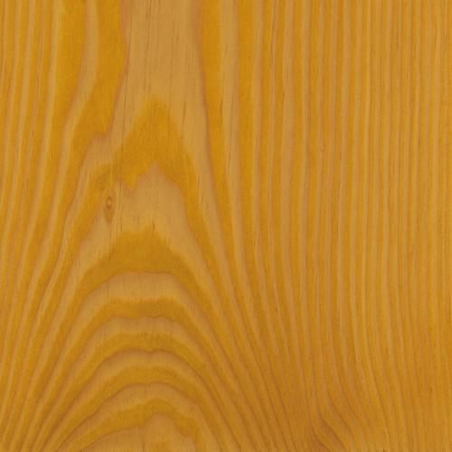 Satin Wood Oil Gold Ochre on Douglas Fir