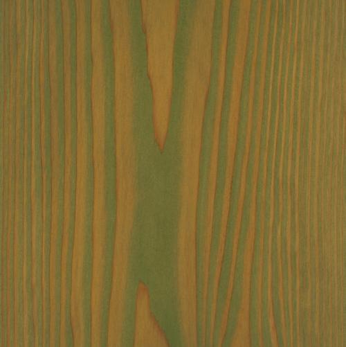 Satin Wood Oil Verona Green on Douglas Fir