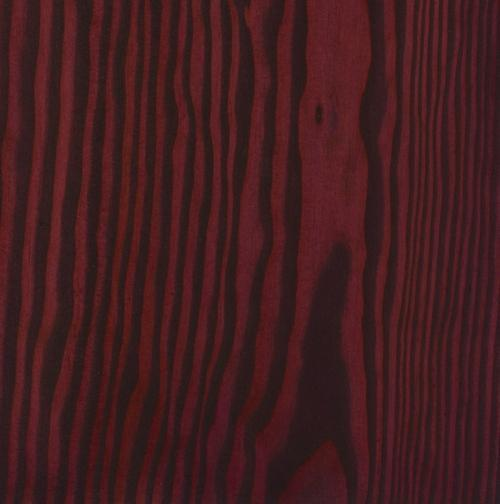 Satin Wood Oil Violet on Douglas Fir