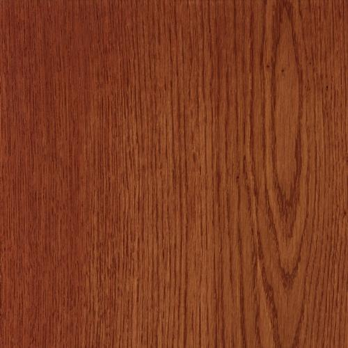 Satin Wood Oil Persian red on Oak