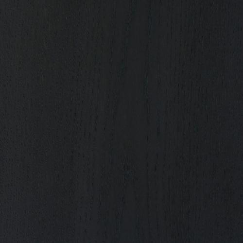 Satin Wood Oil Powder Black on Douglas Fir