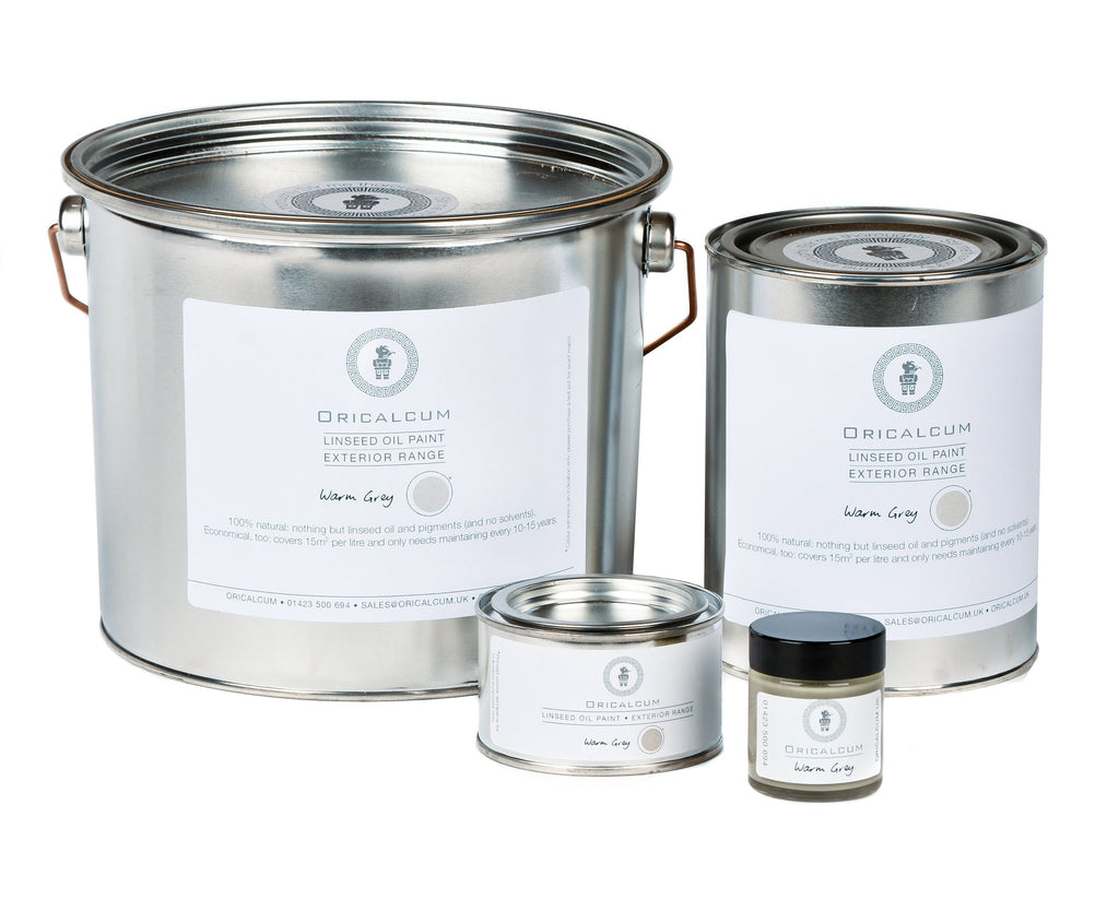 Linseed Paint - Warm Grey