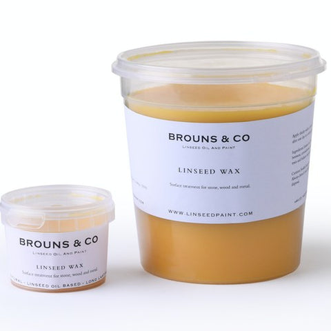 Brouns & Co Linseed Wax