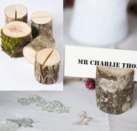 Woodland Rustic Theme