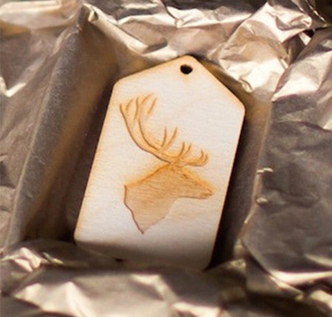 Woodland Rustic Favours