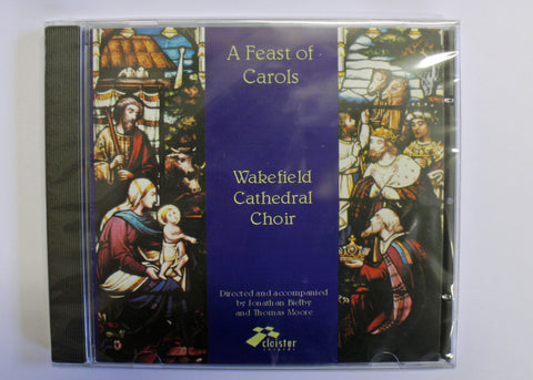 Wakefield Cathedral Choir CD - A Feast of Carols