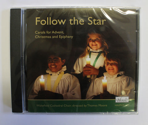 Wakefield Cathedral Choir CD - Follow the Star