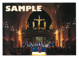 Cathedral Choir Christmas cards