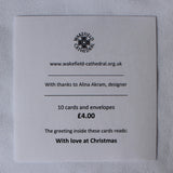 Childrens' Christmas cards