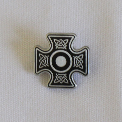 Cathedral Cross Pin badge